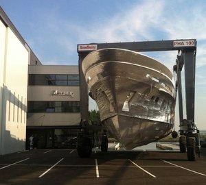 Mulder Shipyard to start outfitting motor yacht Mulder 94 Voyager this week