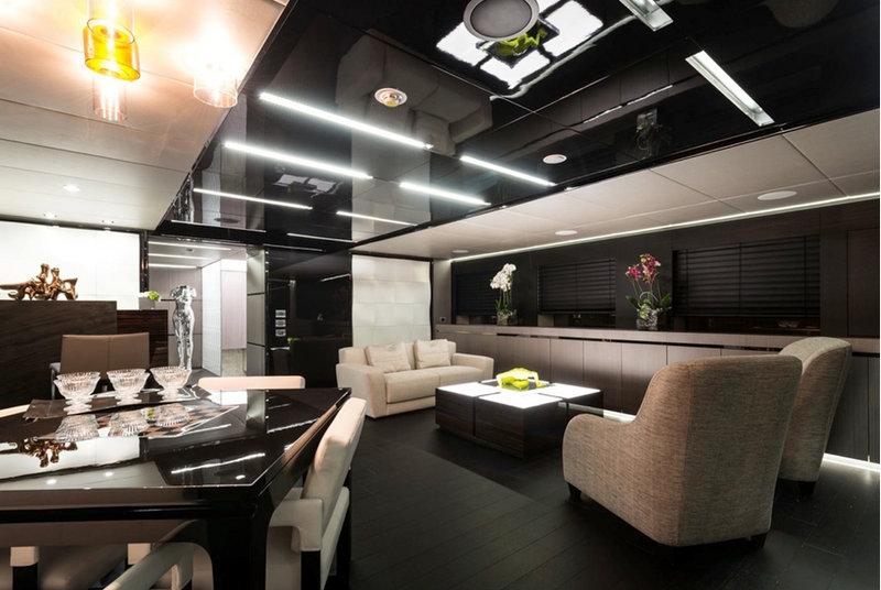 Impero 40 superyacht Cacos V - Interior