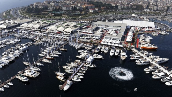 Istanbul Boat Show - Image credit to Pendik Gorsel