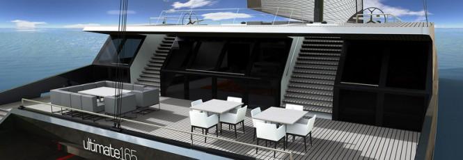 Luxury catamaran superyacht Sunreef 165 Ultimate