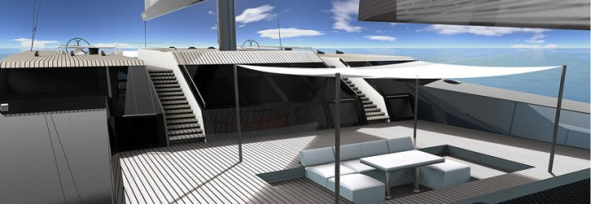 Luxury yacht Sunreef 165 Ultimate - Exterior