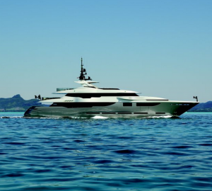 New sporty motor yacht Project M50 S by Mondo Marine and Luca Dini Design