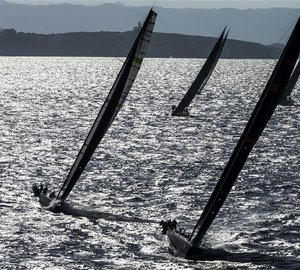 Maxi Yacht Rolex Cup - pinnacle rendezvous of the annual Maxi yacht racing calendar
