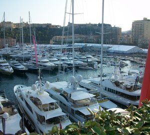 Monaco Yacht Show 2013 to unveil over 100 superyachts
