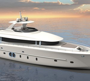 Moonen to build 24m motor yacht MALLORCA - first superyacht in new custom series by Nick Mezas