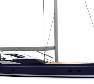 New 31m sailing yacht signed by Pendennis with Dubois
