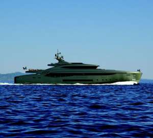 New 50m motor yacht Project M50 GTO by Mondo Marine and Luca Dini Design
