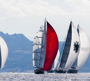Participation of Ron Holland in the 2013 Perini Navi Cup
