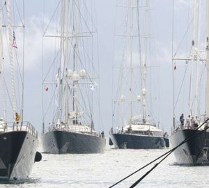Perini Navi Cup 2013: Day 2 - Racing on hold due to storms