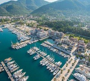 Porto Montenegro at Autumn Boat Shows