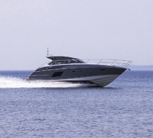 North American premiere for three Princess yachts
