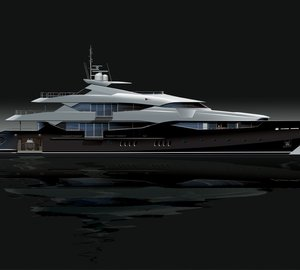 New Sunseeker Flagship 155 Yacht almost completed