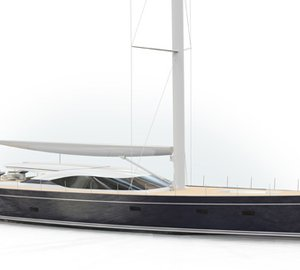New sailing yacht Oyster 115 project by Oyster Yachts and Humphreys Yacht Design
