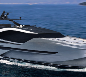 Palmer Johnson new motor yacht PJ35M CarbonSport