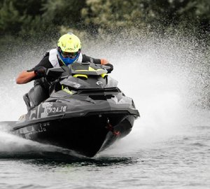 The World's fastest 'Black Edition 360' Jet-ski unveiled by Superyacht Tenders and Toys