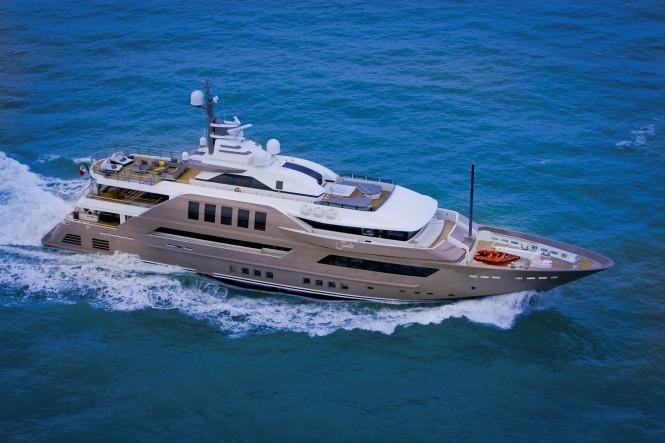 Zuccon designed CRN 60m J'Ade superyacht