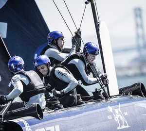 Red Bull Youth America's Cup: Overall Lead for Kiwi and American Young Guns