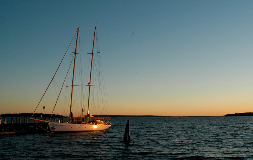 1929 sailing yacht Summerwind