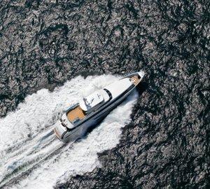 Omega Architects-designed 35m motor yacht GALACTICA PLUS nominated for 2013 ISS Award
