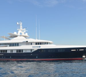 ICON Yachts to work on extensive refit of 48m Motor Yacht PRINCESS TOO