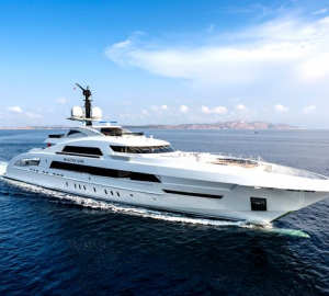 Omega Architects-designed GALACTICA STAR Yacht awarded 'Best Yacht of Monaco Yacht Show 2013'