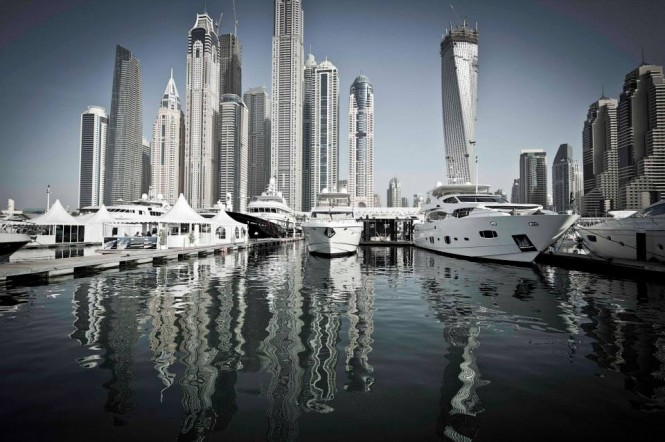 Dubai International Boat Show 2013