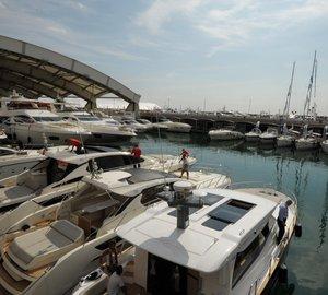 """Barchino d'Oro"" award for longstanding exhibitors at Genoa Boat Show 2013"