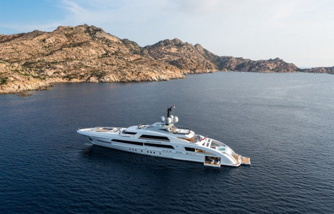 Heesen Yachts GALACTICA STAR superyacht - Photo by Jeff Brown