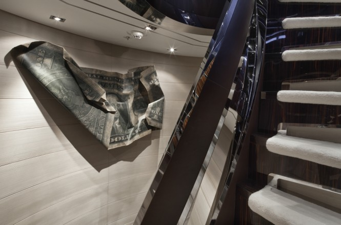 Luxury yacht Galactica Star - Photo by Tiziano Canu