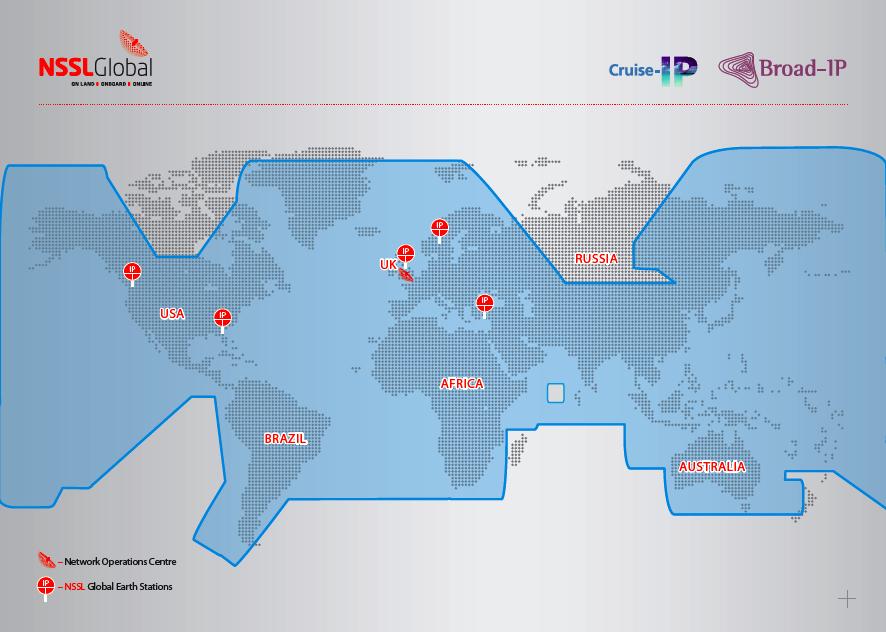 NSSLGlobals Cruise-IP Coverage Keeps Extending