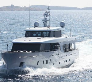 Benetti Sail Division delivers 30m motor yacht ALEICA