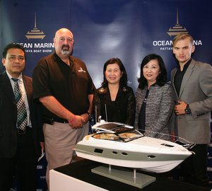 Ocean Marina Pattaya Boat Show 2013 to showcase Pattaya and surrounds as leading marine tourism hub in South East Asia