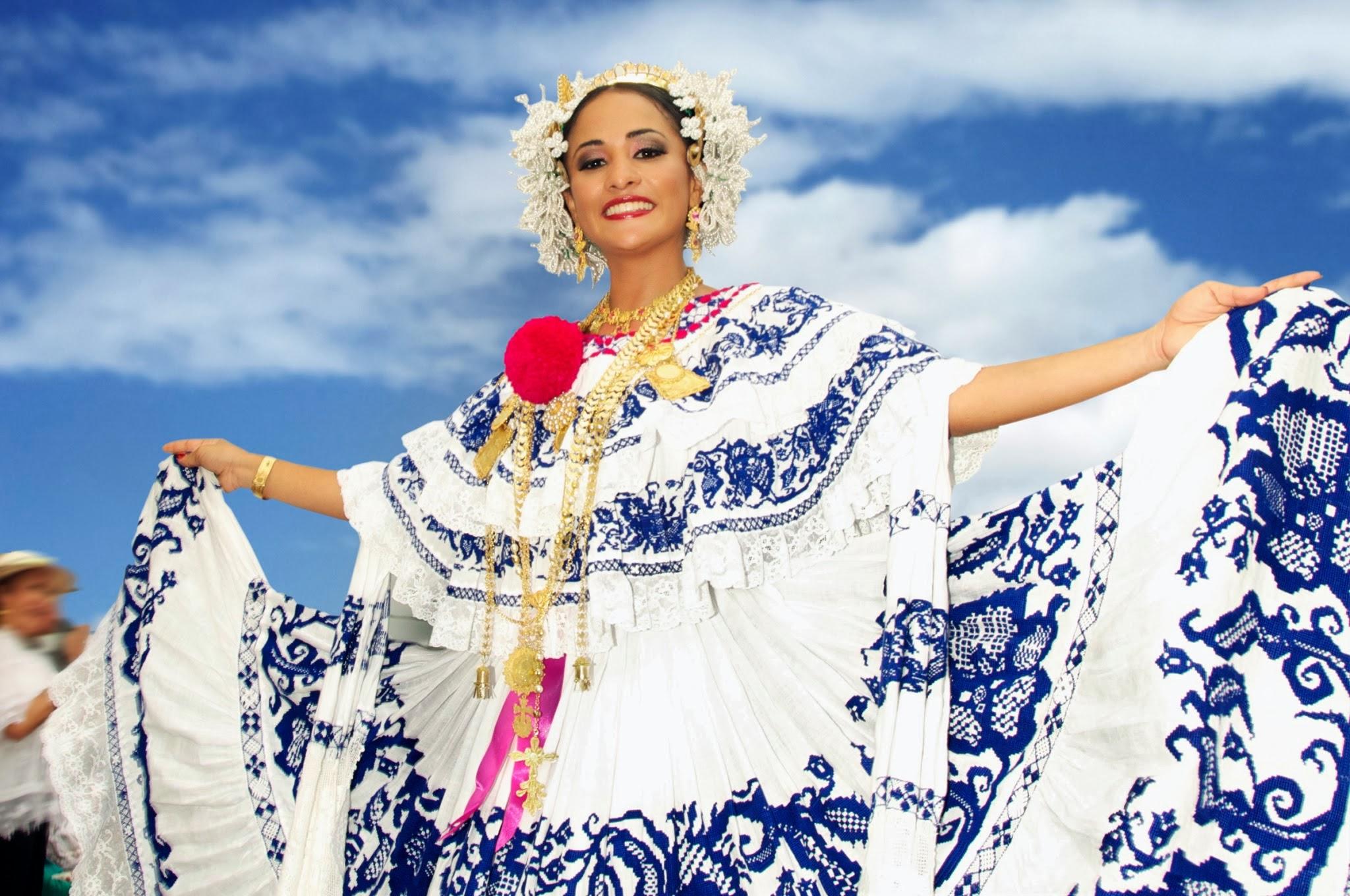 Panama culture and folklore - Photo credit to Visitpanama.com