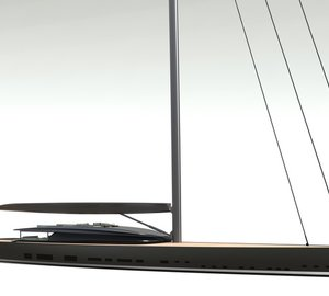 Impressive 101m sailing yacht Design 380 - Dubois' largest yacht project so far