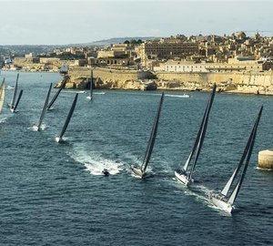 Rolex Middle Sea Race 2013: Persistance rewarded in Maltese Classic
