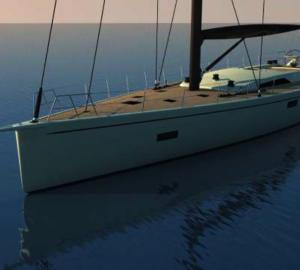 SW82 Sailing Yacht GRANDE ORAZIO to launch in 2014