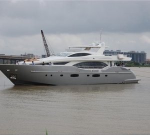 IAG to deliver its second Electra motor yacht FREEDOM this month