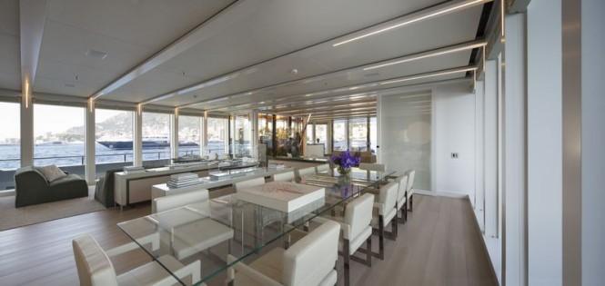 Stella Maris Yacht - Main Salon