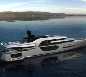 Tecnomar ENVY superyacht series developed in partnership with Vripack