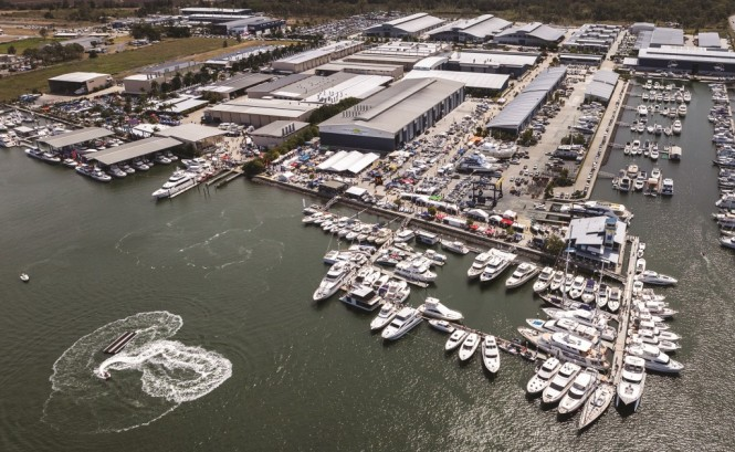 The 3rd annual Gold Coast International Marine Expo will definitely break its previous records which attracts around 300 marine brands each year