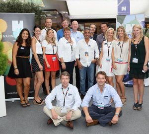 A very successful Monaco Yacht Show 2013 for Marina Port Vell