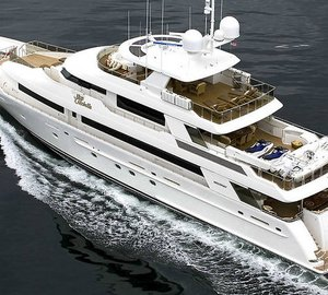Westport delivers new Westport 130 motor yacht FRUITION (hull 4010)