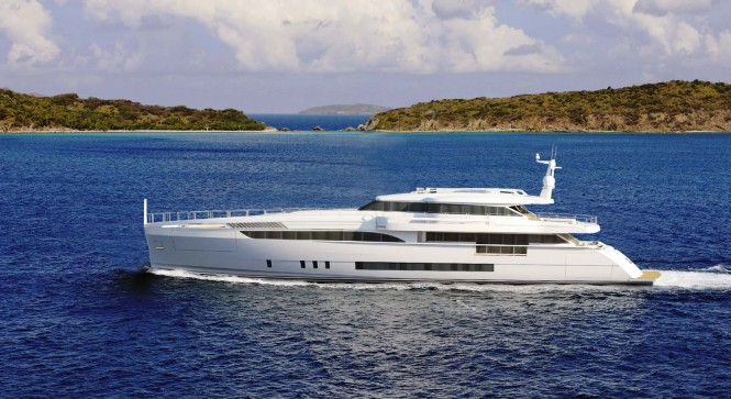Wider 150' Yacht by Wider Yachts