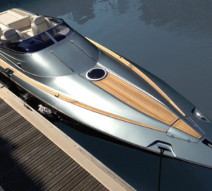 Hunton XRS37 yacht tender to fly the British flag in Florida's Ft. Lauderdale