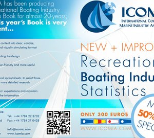 METS Special: ICOMIA halves price of new and improved 2012 Recreational Boating Industry Statistics Book