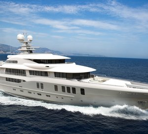 First LIMITED EDITIONS AMELS 242 Yacht sold