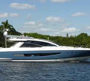Cheoy Lee luxury yacht Alpha 87 Express Sportbridge making her World Premiere at FLIBS