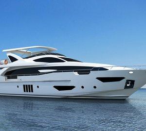 New Azimut Grande 95RPH Yacht