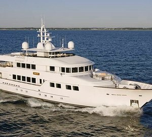 Re-power yacht projects at Derecktor - Florida