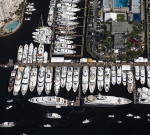 Ferretti Group displaying the largest number of new yachts at FLIBS